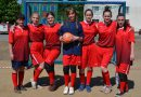 Наша команда виборола 1–ше місце у змаганнях з міні-футболу