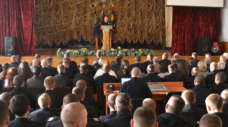 Урочистості до 66-ї річниці створення служби охорони