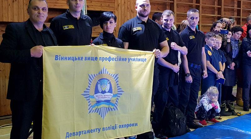 Змагання з поліцейського хортингу