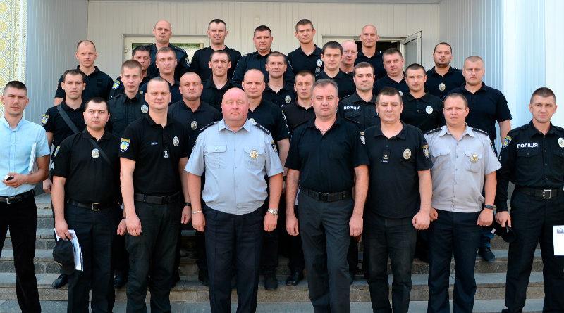 Підготовка інструкторів з особистої безпеки