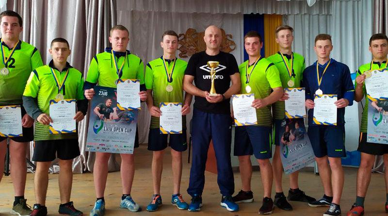 Команда училища здобула золото на спортивних змаганнях «Козацька наснага»