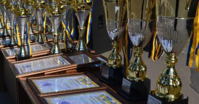 Змагання з гирьового спорту серед територіальних підрозділів поліції охорони