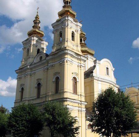 Церква на вулиці Соборній