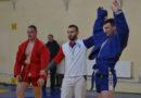 Змагання з боротьби самбо на першість ДПО