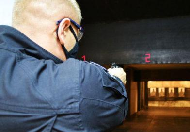 Щорічна перевірка рівня службової підготовленості поліцейських