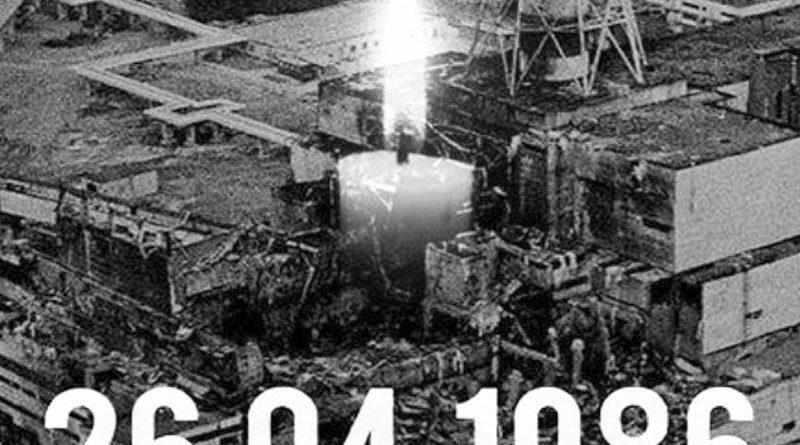 Чорнобиль. 35 років з дня катастрофи